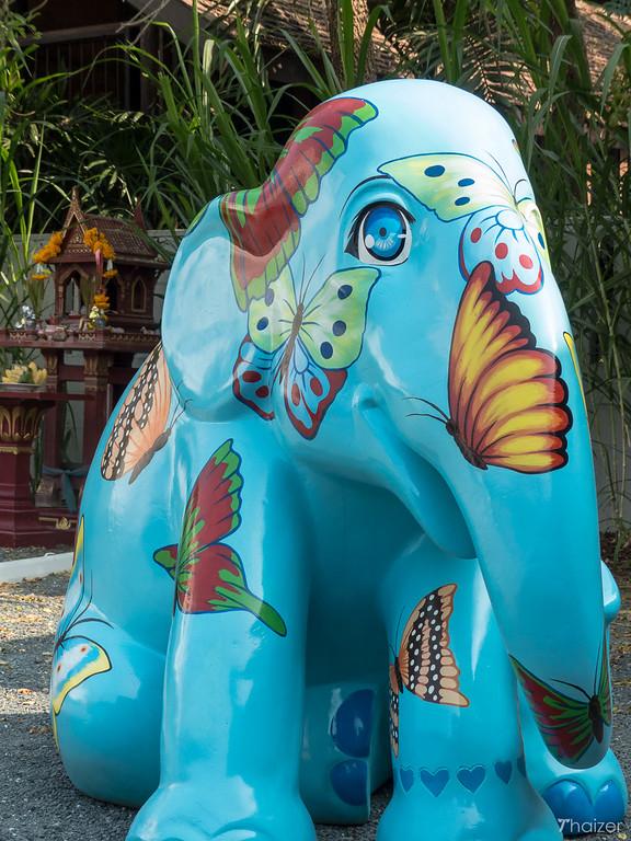 Elephant Parade, Thailand