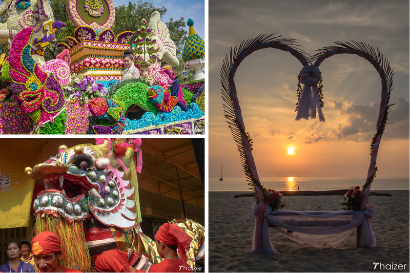 February Festivals And Events In Thailand