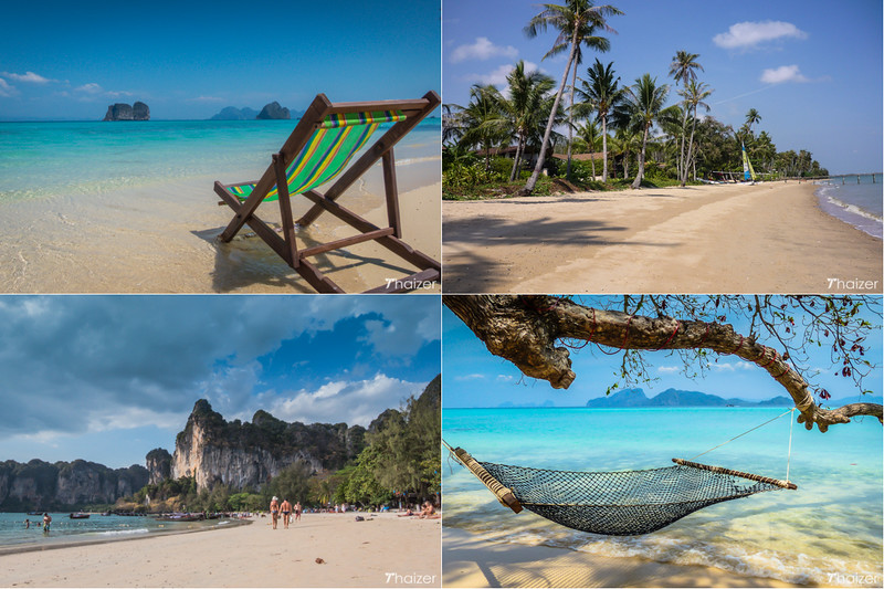 Visiting Thailand in February; which is the best Thai beach or island?