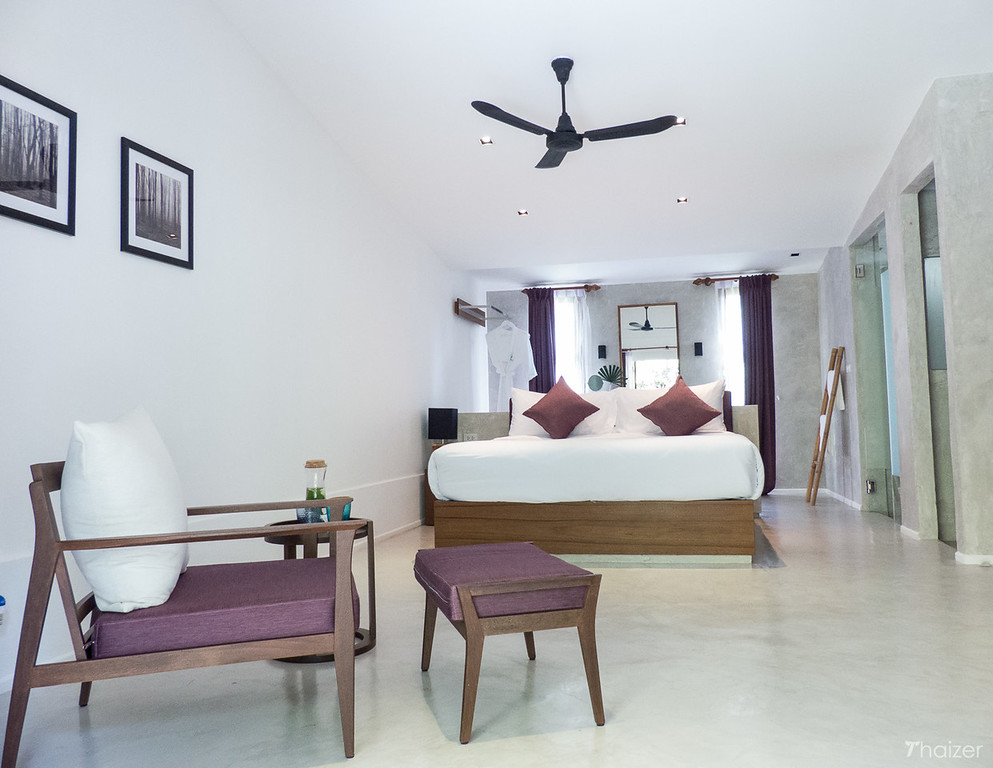 garden suite at The Monttra Pattaya