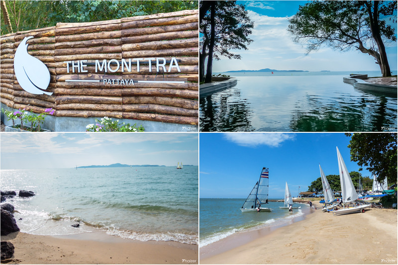 welcome to the Monttra Hotel, Pattaya