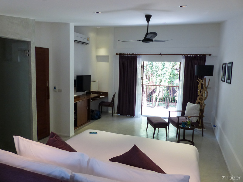 room interior at The Monttra Pattaya