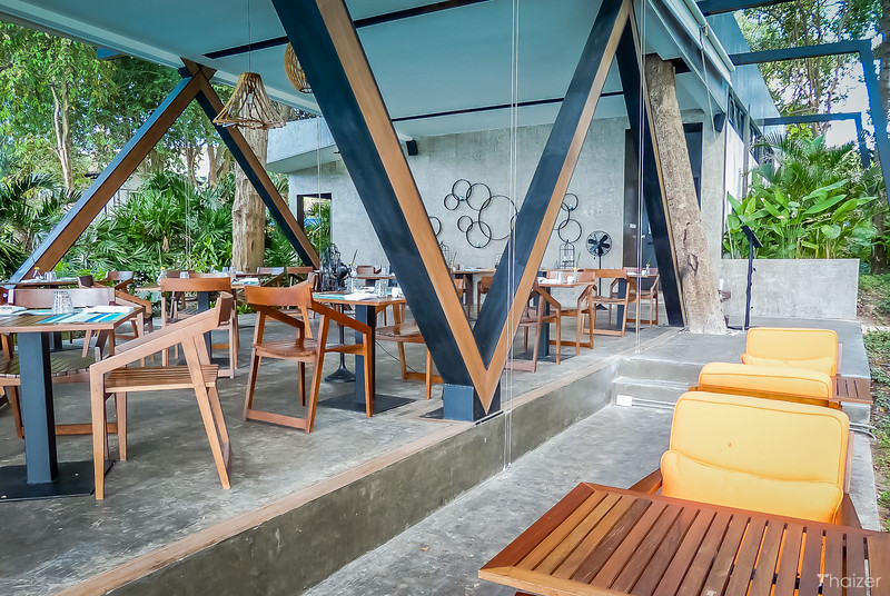 Canopy restaurant at The Monttra Pattaya